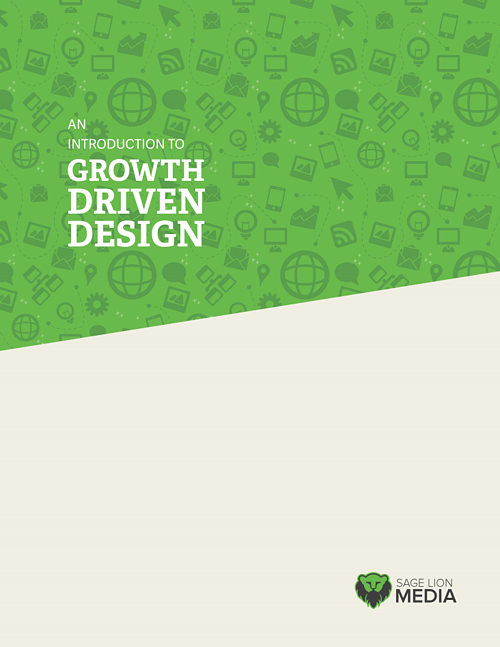 Growth Driven Design Ebook, Sage Lion Media