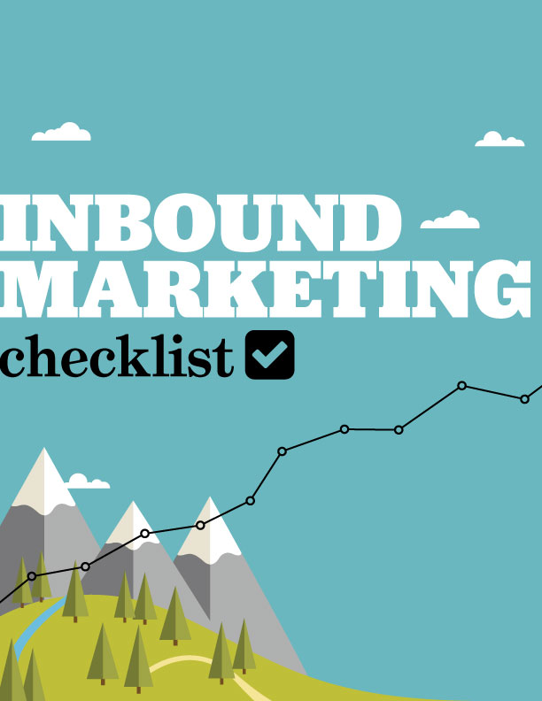 Inbound Marketing Checklist by Sage Lion Media